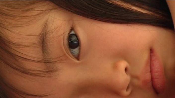 ジュニアアイドルshuri(8)がパンダになって登場!少女の心に天使と悪魔が宿る?!