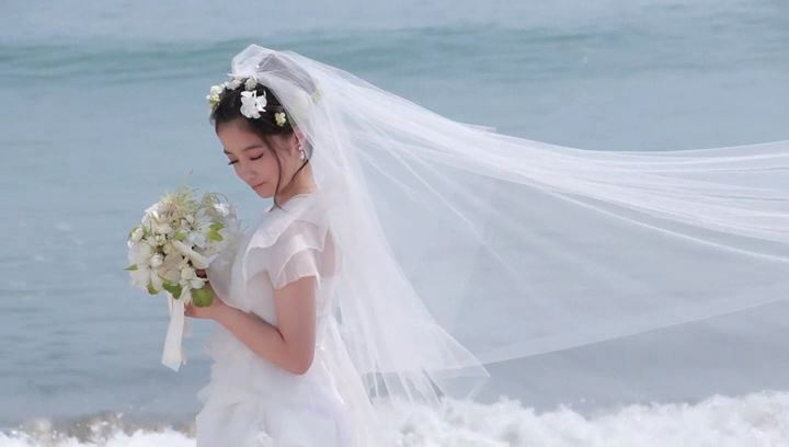 橋本環奈(15)の花嫁姿にウットリ!平成の世にポッピンを吹く女現る?!