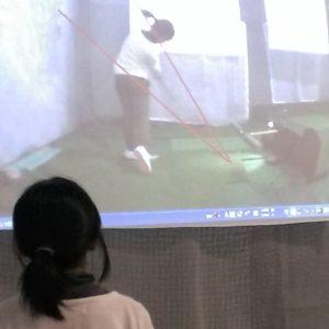 ゴルフの個人レッスン