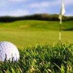 ゴルフの情景