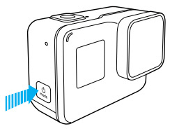 Capturing video and photos. HERO6 Black GoPro. User manual