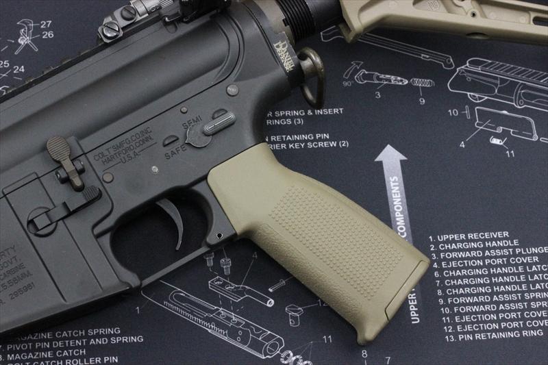 PTS EPG-C M4 グリップ DE