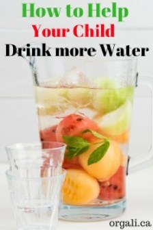 Children don't drink enough water. These easy tips will help your child drink more water. It's easier than you think. Find out how now!