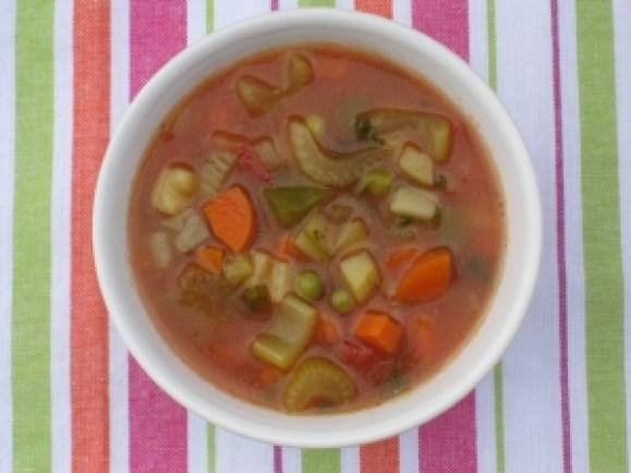 Vegetable borscht