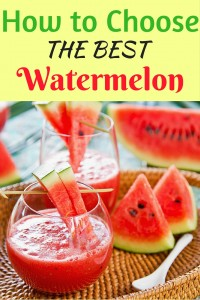 You have never had a juicy sweet watermelon that makes a party of flavours in your mouth? You need to read these easy 7 tips on how to choose the best watermelon. Then buy yourself an amazingly tasting watermelon ASAP.