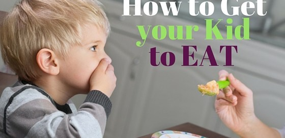 Picky eater workshop