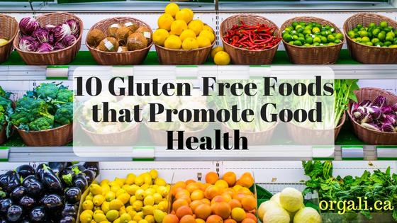 Jenny Finke and foods for celiac disease
