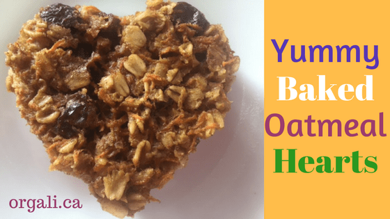 Yummy baked oatmeal
