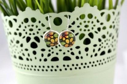 Kathy Lycka lovely girl earrings