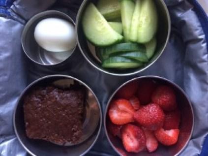 Delicious healthy lunch 1