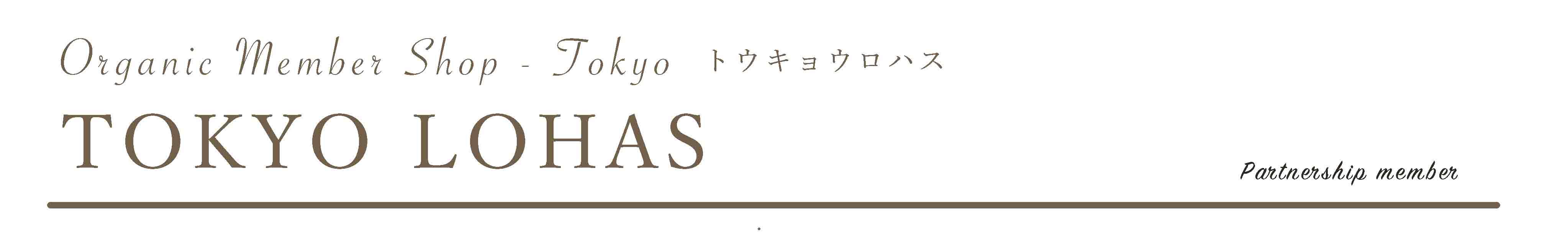 TOKYO LOHAS