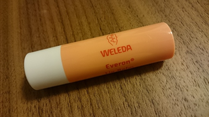 iHerb-Weleda社のエバオンリップバーム4