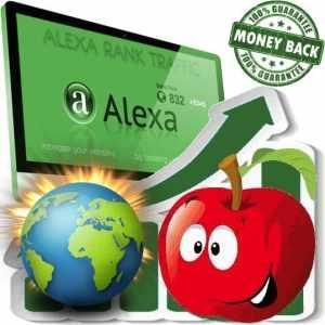Buy Alexa Rank Traffic (Global)