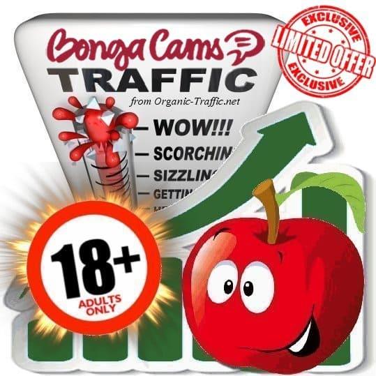 Buy BongaCams.com Adult Traffic