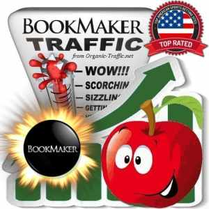 Buy Bookmaker.eu Web Traffic Service