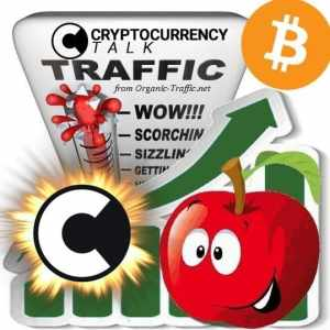 Buy CryptocurrencyTalk.com Webtraffic