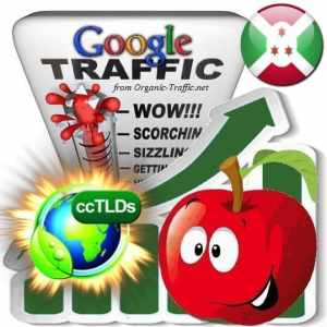 buy google burundi organic traffic visitors