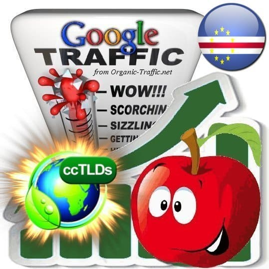 buy google cape verde organic traffic visitors