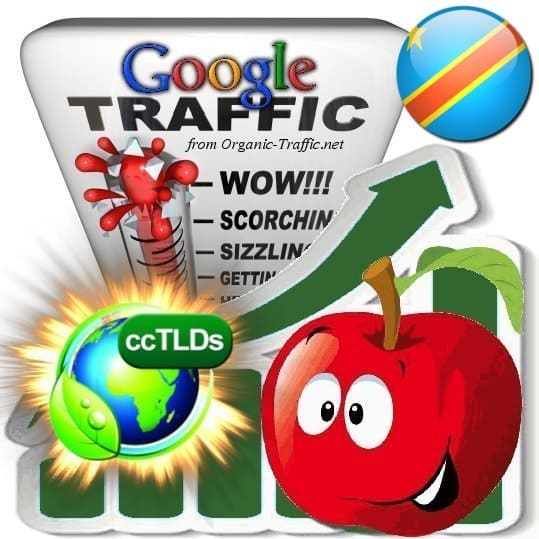 buy google democratic rep. congo organic traffic visitors