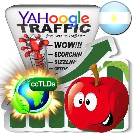 Buy Google & Yahoo Argentina Webtraffic