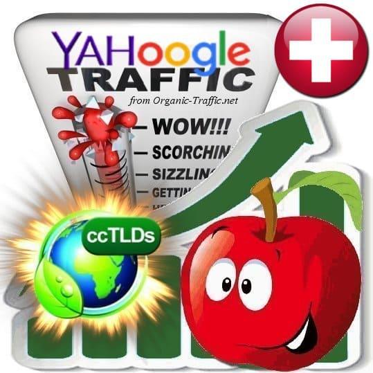Buy Google & Yahoo Switzerland Webtraffic