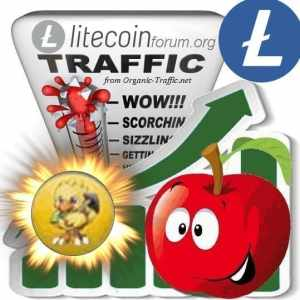 Buy LitecoinForum.org Traffic
