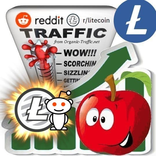 Buy Reddit r/Litecoin Visitors