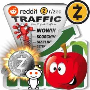 Buy Reddit r/zec Visitors