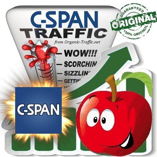 Buy Targeted Traffic » C-Span.org