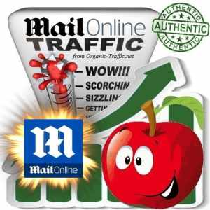 Buy Web Traffic - DailyMail.co.uk
