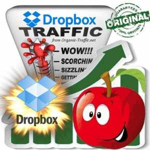 Buy Dropbox.com Web Traffic