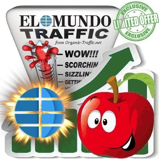 Buy Website Traffic Elmundo.es
