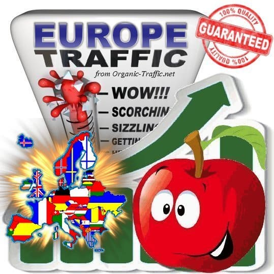 Europe Web Traffic Service