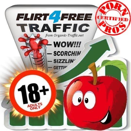 Buy Flirt4free.com Adult Traffic