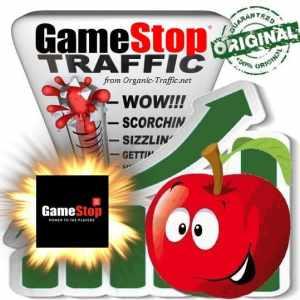 Buy GameStop.com Web Traffic Service