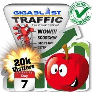 buy 20.000 gigablast search traffic visitors in 7days