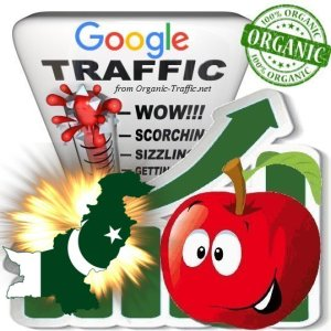 Buy Pakistanian Google Search Traffic