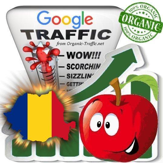 Romanian Google Search Traffic