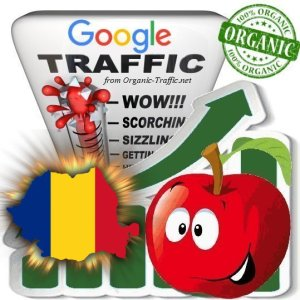 Romanian Google Search Traffic