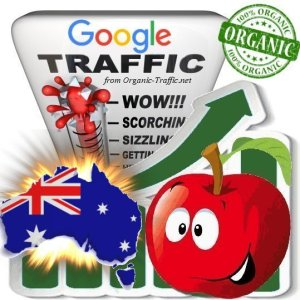 Australian Google Search Traffic