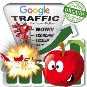 Indonesian Google Search Traffic