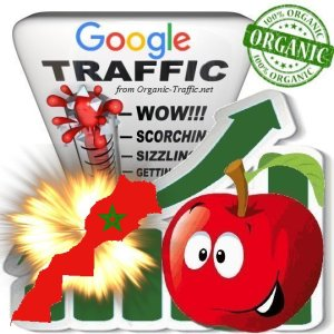 Buy Moroccan Traffic Visitors