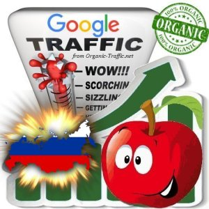 Russian Google Search Traffic