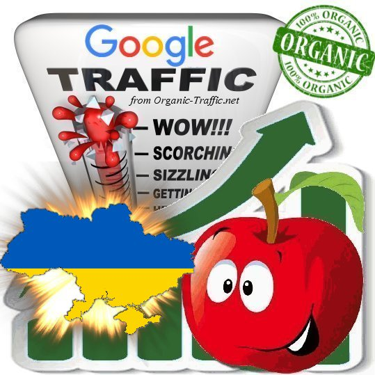Ukrainian Google Search Traffic