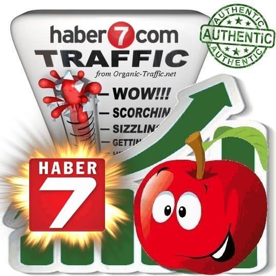 Buy Turkey Traffic » Haber7.com