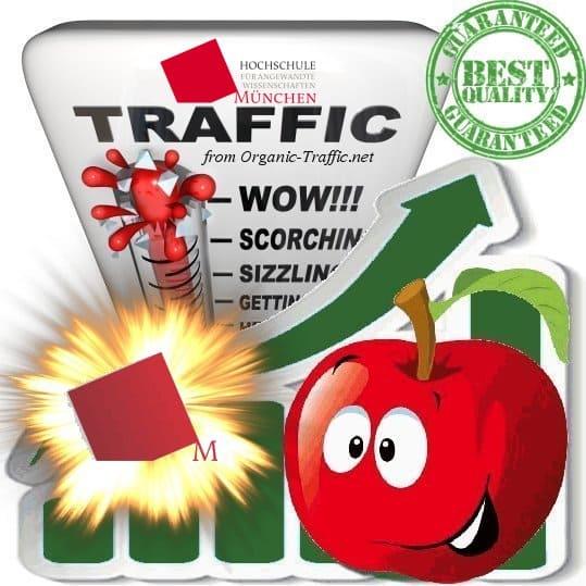 Buy Targeted Website Traffic » HM.edu