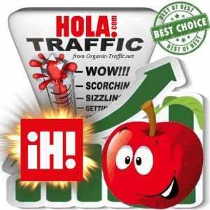 Buy Traffic from Hola.com