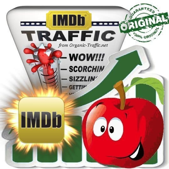 Buy IMDb.com Referral Web Traffic