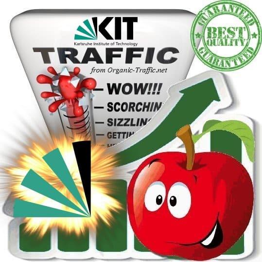 Buy Targeted Website Traffic » KIT.edu