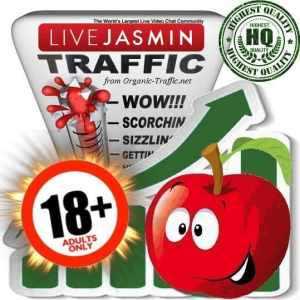 Buy Livejasmin.com Adult Traffic
